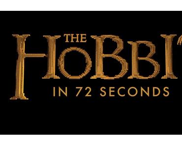 DER HOBBIT in 72 Sekunden – Die LEGO-Version – Video