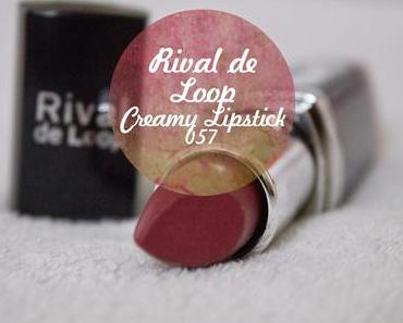 [Review] Rival de Loop Lipstick