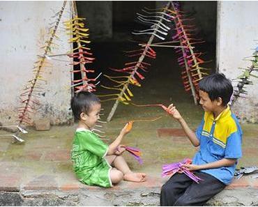 Traditionelle Handwerksdörfer in der Umgebung von Hanoi