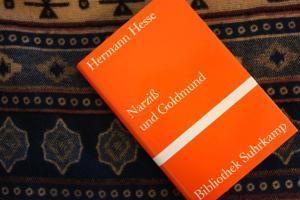 Narziß und Goldmund – Hermann Hesse