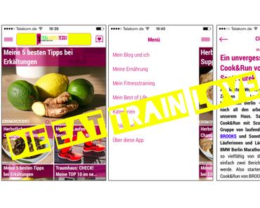 Die Eat Train Love App ist da!