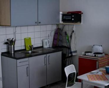 My New Home: Kitchen