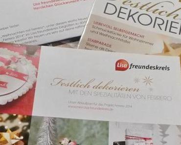 """Lisa Freundeskreis """"Ferrero 2014"""""""