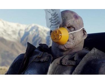 Hobbit Flugsicherheitsvideo von Air New Zealand