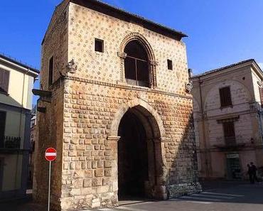 Die Seele baumeln lassen in Sulmona
