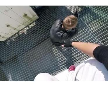 Mirror's Edge Real Life Parkour mit der GoPro 4