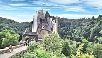 Besuch auf Burg Eltz