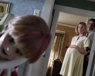 """Review: In """"Annabelle"""" zeigt John R. Leonetti die langweilige Vorgeschichte zu """"The Conjuring"""""""