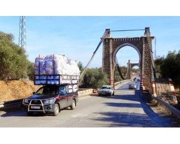 Marokko: Brückentag und Elefantenfurz