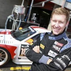 Philipp Frommenwiler startet beim Porsche Mobil 1 Supercup