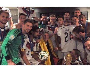 """Sommermärchen 2 – Doku """"Die Mannschaft"""" begleitet den Sieg der Fußball-Weltmeisterschaft"""