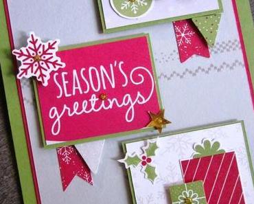 MtS #44: Seasons greetings mit Project Life