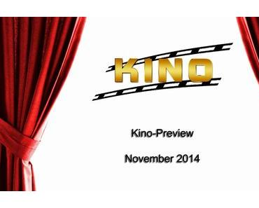 Kino & Film // Die Neustarts und Highlights 2014 - November