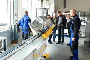 Gelungenes Beispiel für Energiewende-Projekt in der Produktion