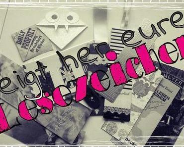 Zeigt her eure Lesezeichen! ♥ #1