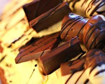 Rettet die Erde - er ist der einzige Planet mit Schokolade