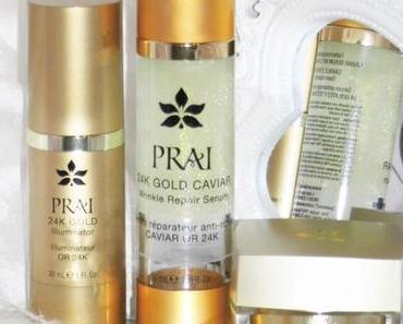PRAI Luxus Pflegeserie exklusiv bei QVC im Test