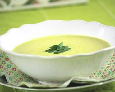 Kohlrabi Kokos Suppe