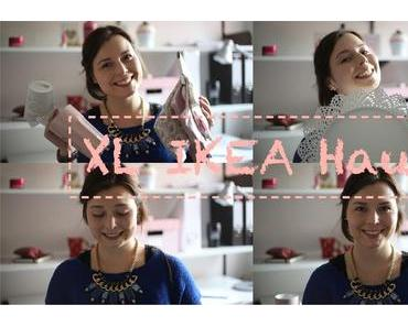 XL IKEA HAUL September 2014