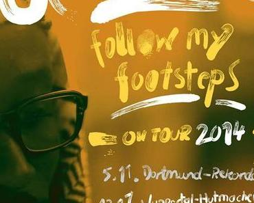 GENDA – follow my footsteps – ON TOUR 2014