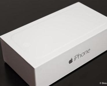 Apple iPhone 6 (spacegrau, 64 GB)