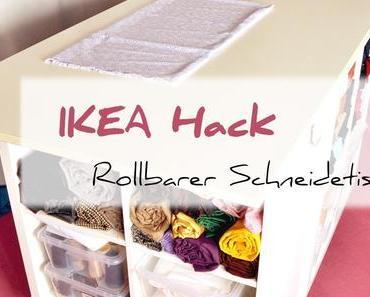 IKEA Kallax Hack: Schneidetisch Deluxe