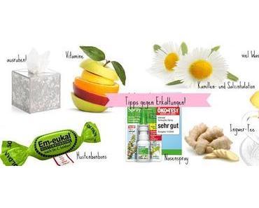 Tipps gegen Erkältungen