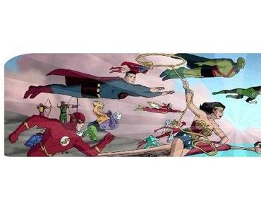 """DC Animated Original: In """"Justice League: The New Frontier"""" wird das Zeitalter der Helden ausgerufen"""
