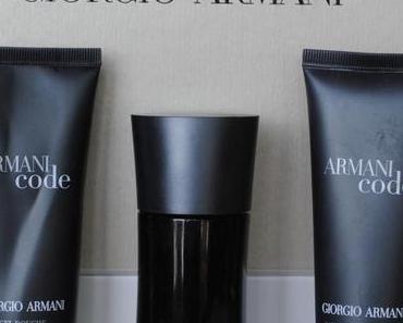Armani Code homme – Ein sehr subjektiver Erlebnisbericht