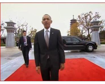 APEC-Treffen in China: Obama erntet Empörung, Putin hingegen Lob