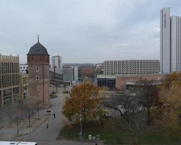 Großstadt trifft Kleinstadt – Besuch in Chemnitz Tag1