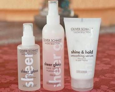 Oliver Schmidt Salon Selection | Aktuelle Haarpflege Produkte