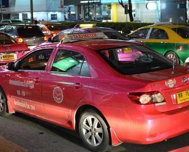 Transport in Bangkok: Taxi, Bus, TukTuk, Fähre und Skytrain - Tipps für einen guten Start!