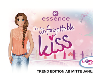 "[Preview] essence ""LIke a unforgettable Kiss"" LE"