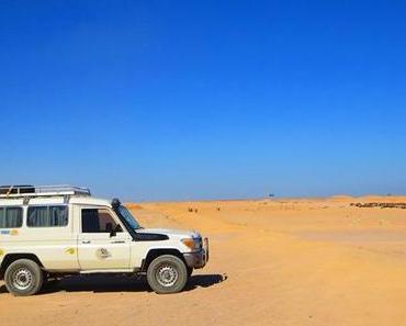 Aegypten: Mit Badawya durch die Wueste bei Hurghada