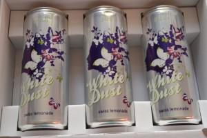 White Dust – Limonade oder Energiedrink?
