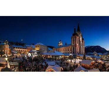 15 Jahre Mariazeller Advent: Großes Eröffnungsfest am 28.11. in der Basilika Mariazell