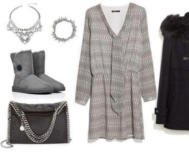 Outfit Inspiration: UGG Boots