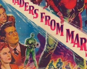 Review: INVASION VOM MARS (Original & Remake) - Sie sind unter uns...im Sand