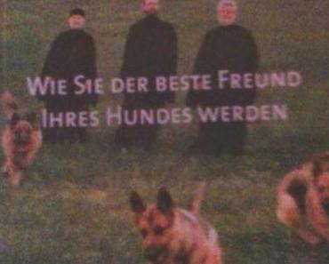Buchrezension - Wie sie der beste Freund ihres Hundes werden! (die samfte Methode der Hundeerziehung / von den Mönchen der New Skete)