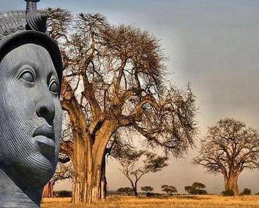 Der Baobá steht im Mittelpunkt des schwarzen Bewusstseins