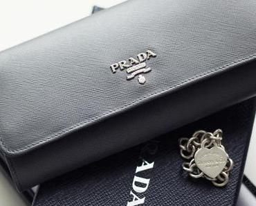 {New In} Prada Flap Wallet