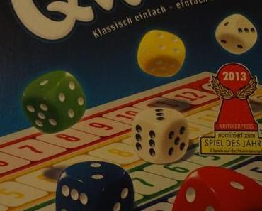 Spielerezension - Qwixx - 2012