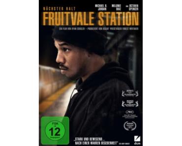"Filmkritik ""Nächster Halt: Fruitvale Station""  (DVD)"