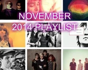 Die November Playlist: mit Ariel Pink, TV on the Radio, Kitty Davis and Lewis, Desperate Journalist uvm.