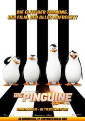 Kinostart: DIE PINGUINE AUS MADAGASCAR (2014)