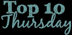Top Ten Thursday: 10 Bücher, die anscheinend jeder gelesen hat, nur du nicht