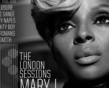 "Mary J Blige und ihr neues Album ""The London Sessions"""