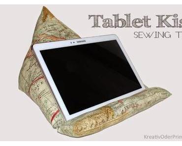 Tablet-Kissen Nähanleitung