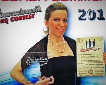 Sonya Sommer gewinnt Deutschmusik Song Contest 2014